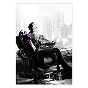 Портретный постер по Batman