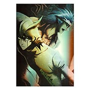 Портретный постер по Bleach