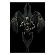 Портретный постер по Broken Sword