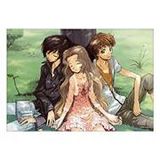 Портретный постер по Code Geass: Hangyaku no Lelouch
