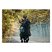 Портретный постер Conan the Barbarian