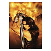Портретный постер Conan the Barbarian