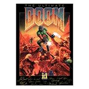 Портретный постер по Doom