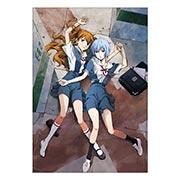 Портретный постер по Neon Genesis Evangelion