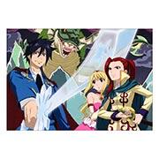 Портретный постер Fairy Tail