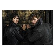 Портретный постер Fantastic Beasts