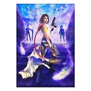 Портретный постер по Final Fantasy