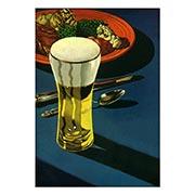 Портретный постер Еда и Напитки
