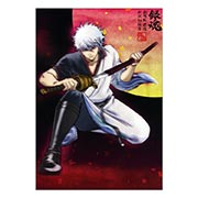 Портретный постер по Gintama