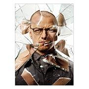 Портретный постер Glass