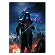 Портретный постер Guardians of the Galaxy