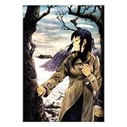 Портретный постер по Haibane Renmei