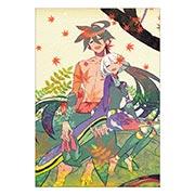 Портретный постер по Katanagatari