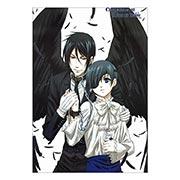 Портретный постер по Kuroshitsuji
