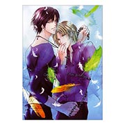 Портретный постер по Makoto Tateno Art