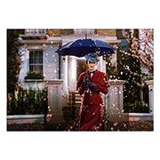 Портретный постер Mary Poppins