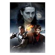 Портретный постер Merlin