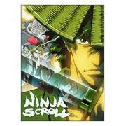 Портретный постер по Ninja Scroll