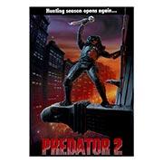 Портретный постер Predator