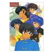 Портретный постер по Ranma ½