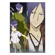 Портретный постер по Kateikyo Hitman Reborn!