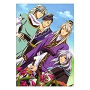 Портретный постер по Saiunkoku Monogatari