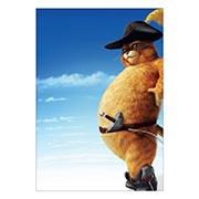 Портретный постер Shrek