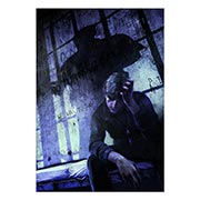 Портретный постер по Silent Hill