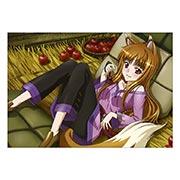 Портретный постер по Spice and Wolf