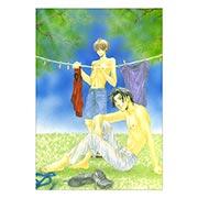 Портретный постер по Taishi Zao Art