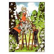 Портретный постер по Tsubasa Reservoir Chronicle