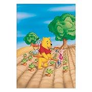 Портретный постер Winnie the Pooh