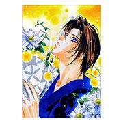 Портретный постер по Yami no Matsuei