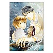 Портретный постер по Higuri You Art