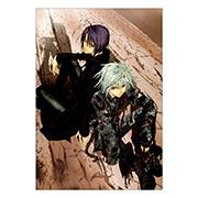 Портретный постер по Zombie-Loan