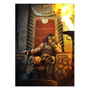 Панорамный постер по Age of Conan