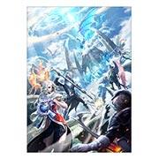 Панорамный постер Aion