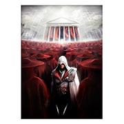 Панорамный постер по Assassin's Creed