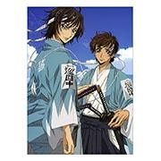 Панорамный постер по Code Geass: Hangyaku no Lelouch