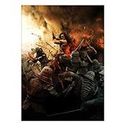 Панорамный постер Conan the Barbarian