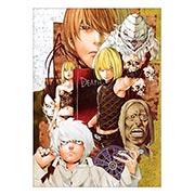 Панорамный постер по Death Note