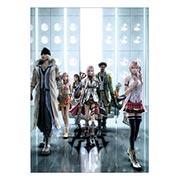 Панорамный постер по Final Fantasy