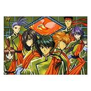 Панорамный постер по Fushigi Yuugi