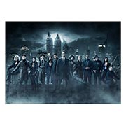 Панорамный постер Gotham