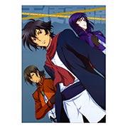Панорамный постер Gundam
