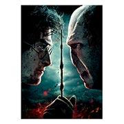 Панорамный постер по Harry Potter