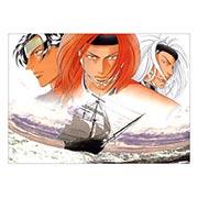 Панорамный постер по Haru wo Daite Ita