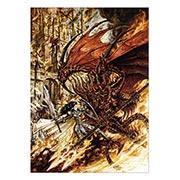 Панорамный постер Heroes of Might and Magic
