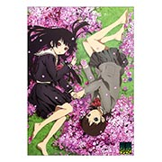Панорамный постер по Jigoku Shoujo