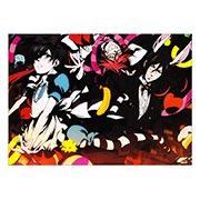 Панорамный постер по Kuroshitsuji